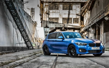 BMW 116d M Sport Shadow 10