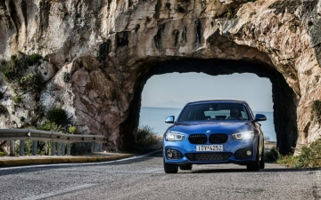 BMW 116d M Sport Shadow 12