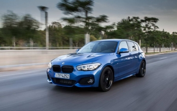 BMW 116d M Sport Shadow 13