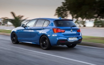 BMW 116d M Sport Shadow 15