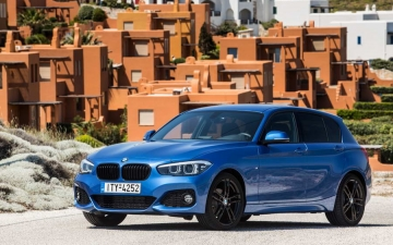 BMW 116d M Sport Shadow 16
