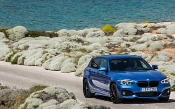 BMW 116d M Sport Shadow 17