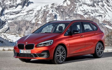 BMW 2 Active tourer 12