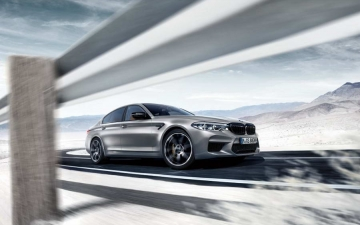 BMW M5 Competition 11