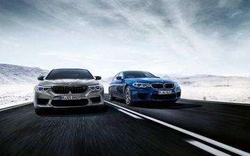 BMW M5 Competition 13