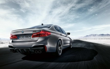 BMW M5 Competition 16