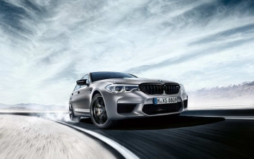 BMW M5 Competition 17