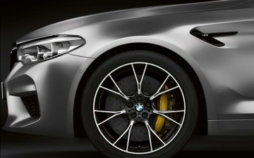 BMW M5 Competition 25