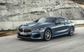 BMW M850i xDrive Coupe M 10