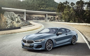 BMW M850i xDrive Coupe M 11