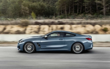 BMW M850i xDrive Coupe M 12