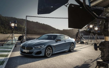 BMW M850i xDrive Coupe M 14