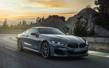 BMW M850i xDrive Coupe M 19