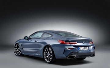 BMW M850i xDrive Coupe M 21