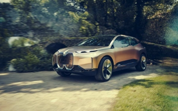 BMW Vision iNEXT 10