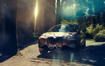 BMW Vision iNEXT 11