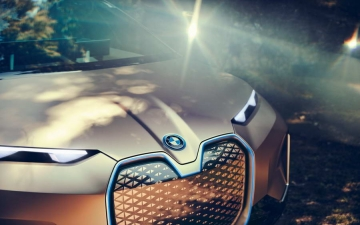 BMW Vision iNEXT 20