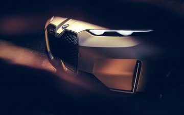 BMW Vision iNEXT 22