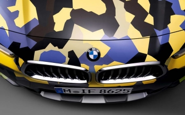 BMW X2  Digital Camouflage 18