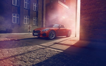 BMW Z4 first edition 11