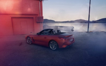 BMW Z4 first edition 12