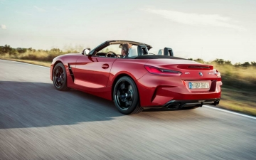 BMW Z4 first edition 14