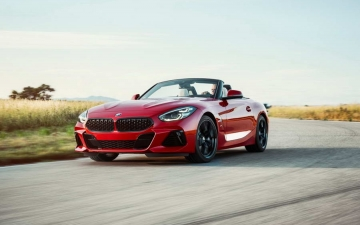 BMW Z4 first edition 15
