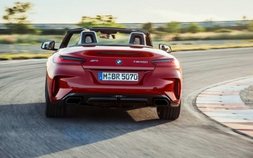 BMW Z4 first edition 16