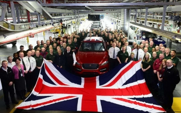 UK car manufacturing 10