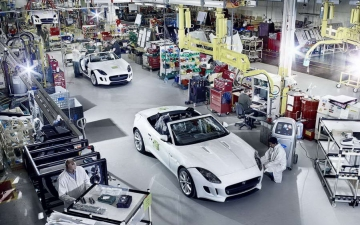 UK car manufacturing 12