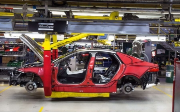 UK car manufacturing 18