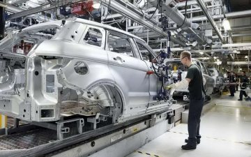 UK car manufacturing 19
