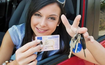 Changes in driving licenses 17