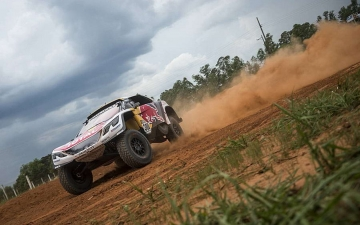 Dakar 2017 2nd day 15