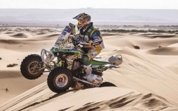 Dakar 2017 2nd day 21