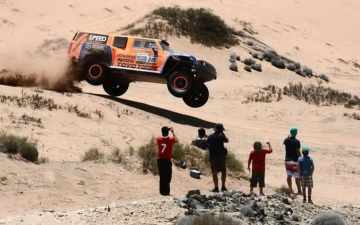 Dakar 2017 2nd day 26