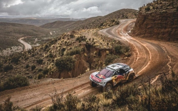 Dakar 2017 5th day 10