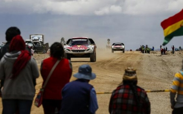 Dakar 2017 5th day 12