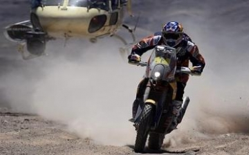 Dakar 2017 5th day 14