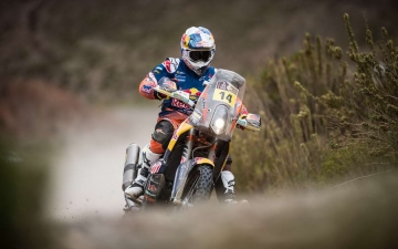 Dakar 2017 5th day 15