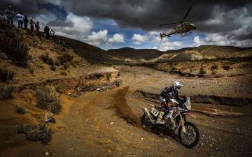 Dakar 2017 5th day 16