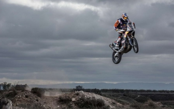 Dakar 2017 5th day 17