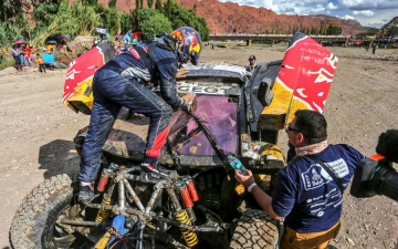 Dakar 2017 5th day 21