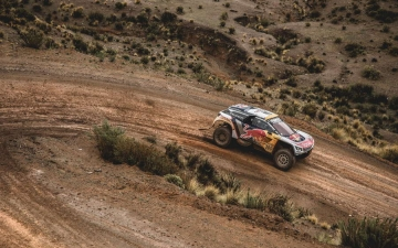 Dakar 2017 5th day 23