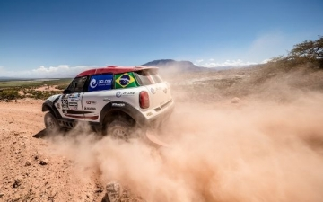 Dakar 2017 5th day 27