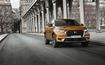 DS 7 Crossback 16