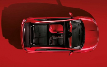 36_New Fiat 500 (RED)