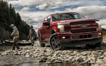 Ford F 150 11