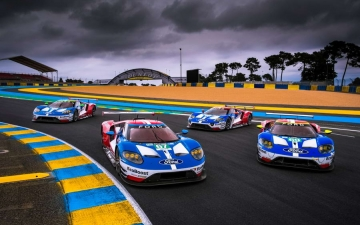 Ford Le Mans 11