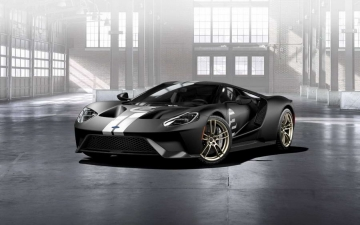 Ford GT Drive Modes 2017 11